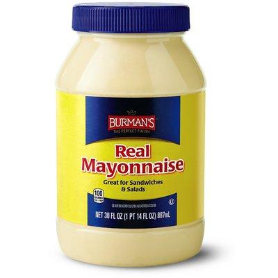 Burman's Real Mayonnaise