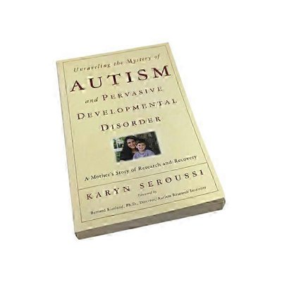Nutri Books Unraveling The Mystery Of Autism Book