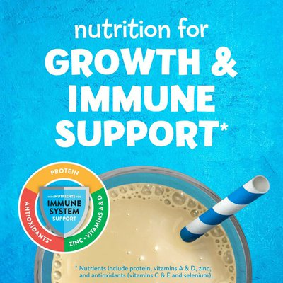PediaSure Grow & Gain Nutrition Shake Banana Ready-to-Drink Bottles