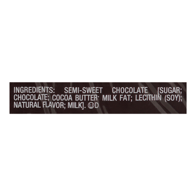 Hershey's Chocolate Chips, Semi-Sweet
