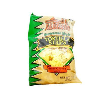El Sabroso White Corn Tortilla Chips