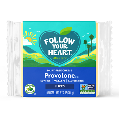 Follow Your Heart Dairy-Free Provolone