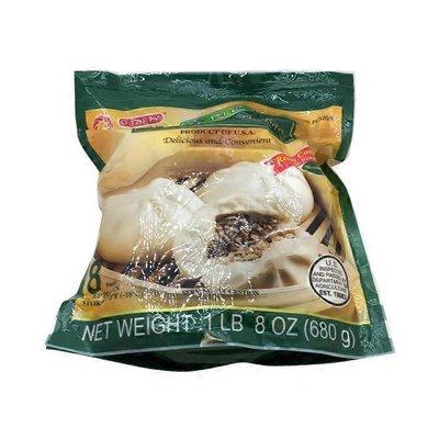 O'Tasty Vegetable Pork Bao