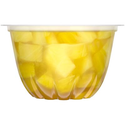Dole No Sugar Added Pineapple Tidbits