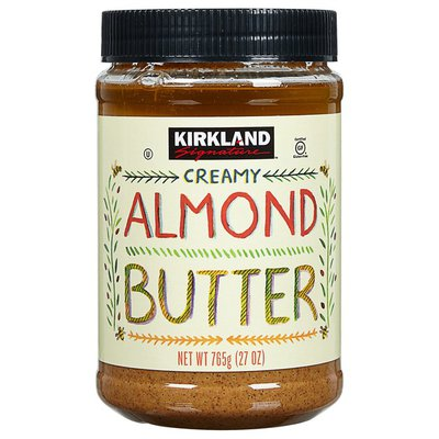 Kirkland Signature Creamy Almond Butter