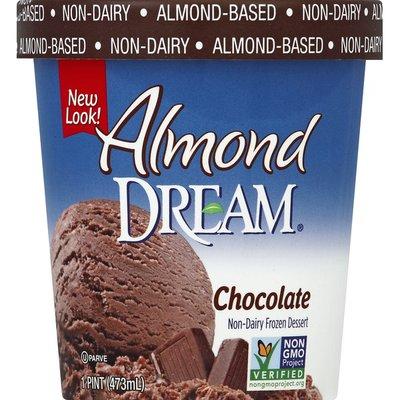 Almond DREAM Frozen Dessert, Non-Dairy, Chocolate