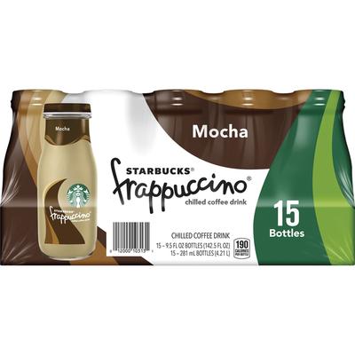 Starbucks Frppcno Mocha 9.5FlOz15Pk