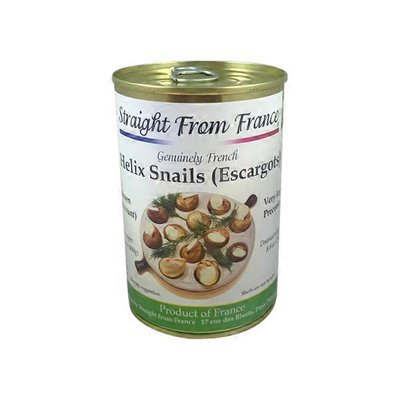 Straight From France Helix Lucorum Snails