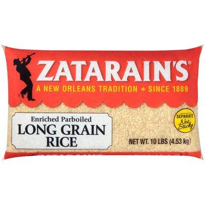 Zatarain's®  Enriched Parboiled Long Grain Rice