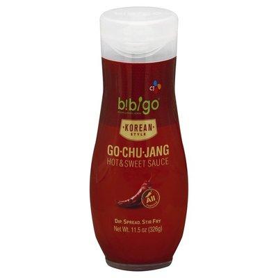 Bibigo Sauce, Hot & Sweet, Gochujang, All Purpose, Korean Style