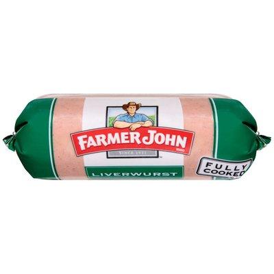 Farmer John Liverwurst