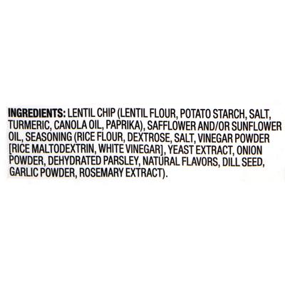 Enjoy Life Light & Airy Garlic & Parmesan Lentil Chips