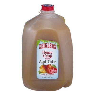Zeigler's Honey Crisp Blend Apple Cider