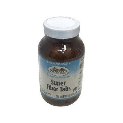 Sprouts Super Fiber Tablets
