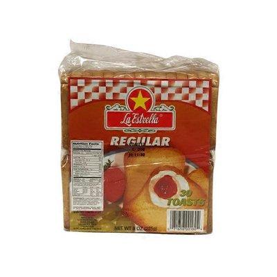La Estrella Plain Toast