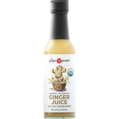 The Ginger People Ginger Juice, Organic