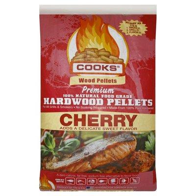 Cook's Wood Pellets, Premium, Cherry