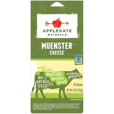Applegate Muenster Cheese Slices