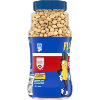 Planters Unsalted Dry Roasted Peanuts