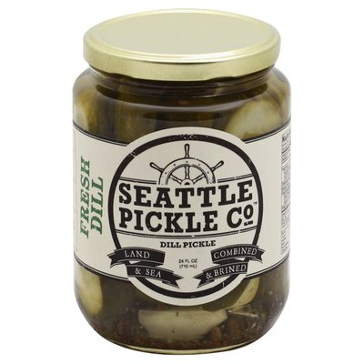 Seattle Pickle Dill Pickle