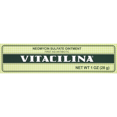 Vitacilina Neomycin Sulfate Ointment
