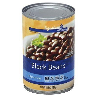 Signature Kitchens Black Beans