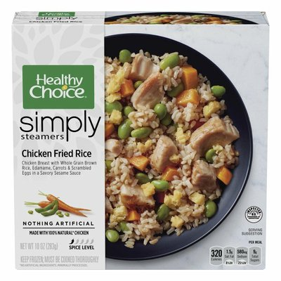 Healthy Choice Chicken Fried Rice