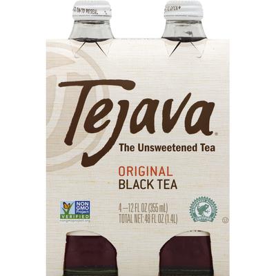 Tejava Black Tea, Original