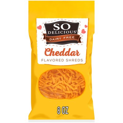So Delicious Dairy Free Cheddar Shreds