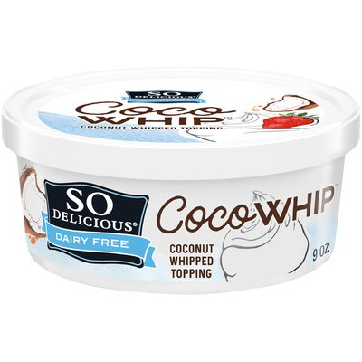 So Delicious Dairy Free CocoWhip Coconut Whipped Topping