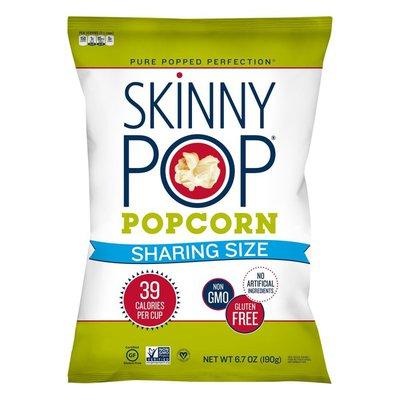 SkinnyPop Popcorn, Orginal Sharing Size