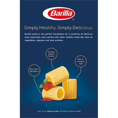 Barilla® Classic Blue Box Pasta Mezzi Rigatoni