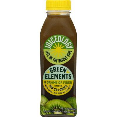 Juiceology Juice Drink Blend, Green Elements