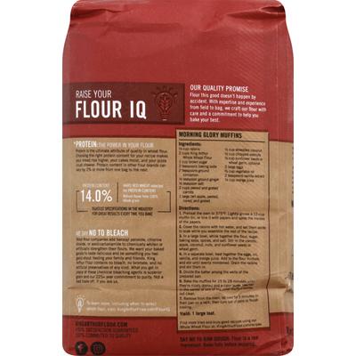 King Arthur Baking Company Whole Wheat Flour