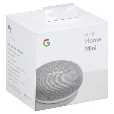 Google Home, Mini, Chalk