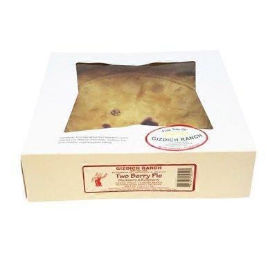 Gizdich Ranch Two Berry Pie