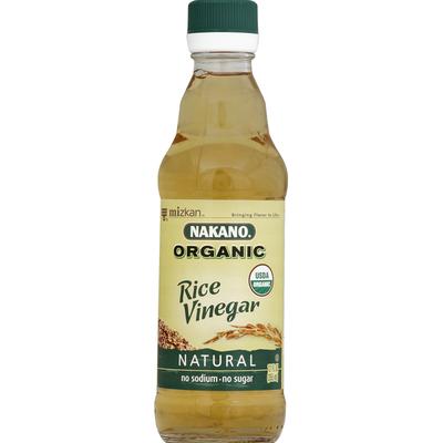 Nakano Rice Vinegar, Organic, Natural
