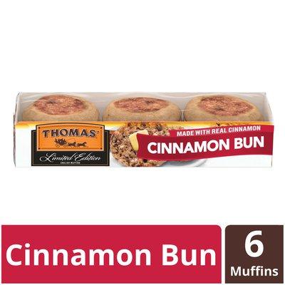 Thomas Cinnamon Bun English Muffins