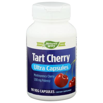 Nature's Way Tart Cherry Ultra Capsules