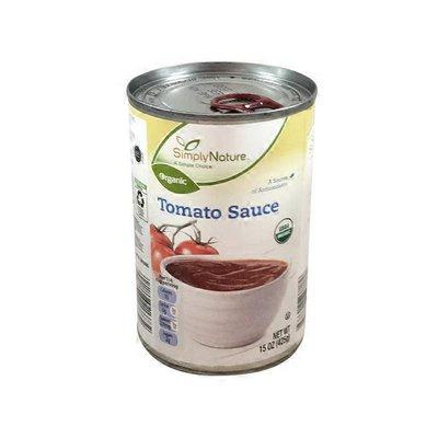 Simply Nature Organic Tomato Sauce