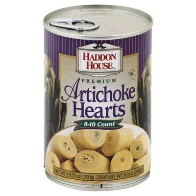 Haddon House Artichoke Hearts, Premium