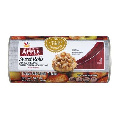 Ahold Sweet Rolls Honeycrisp Apple Inspired - 4 CT