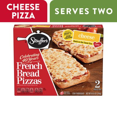Stouffer's Cheese Pizza