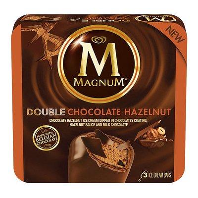 Magnum Ice Cream Double Chocolate Hazelnut
