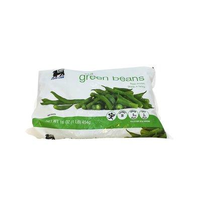 Food Lion Green Beans, Cut, Bag