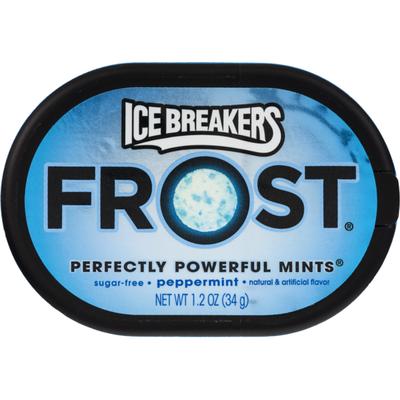 Ice Breakers Mints, Peppermint Flavor, Sugar Free