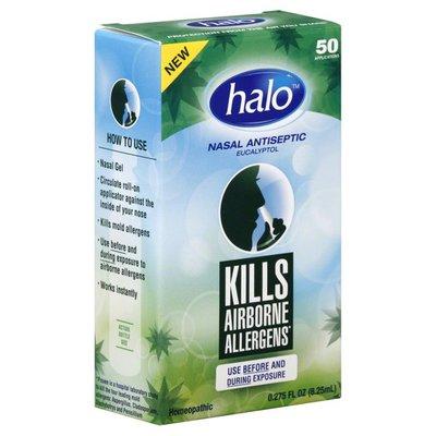 Halo Nasal Antiseptic, Spray, Box