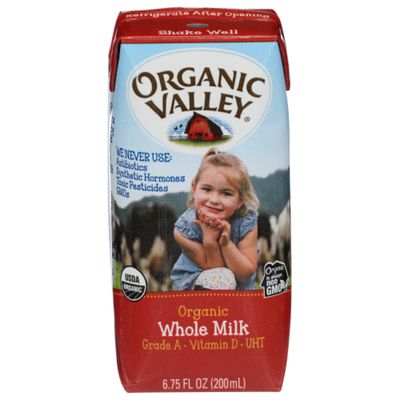 Organic Valley Organic Whole Milk