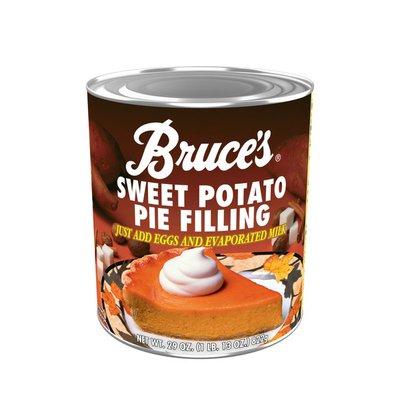 Bruce's Yams Sweet Potato Pie Filling