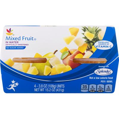 SB Mixed Fruit, in Water